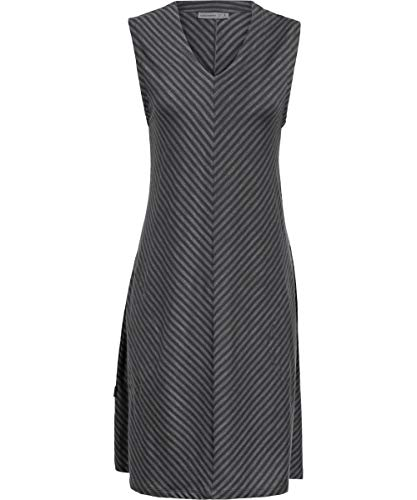 Icebreaker Damen Elowen Sleeveless Kleid, Monsoon