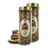 Brezzo Sopa Italiana de Legumbres | Mix de Legumbres | 480 Gramos