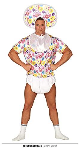 Fiestas Guirca Costume Adulte Bébé Costume Adulte Homme Taille L 52 - 54