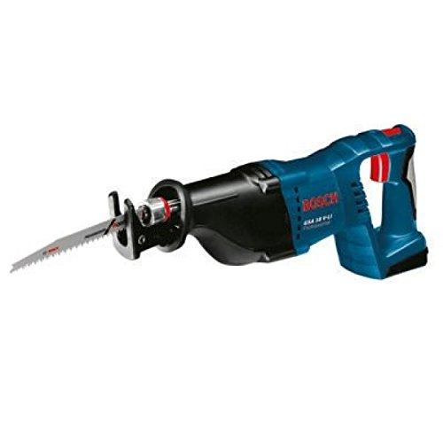 Bosch 0 601 64J 007 GSA 18 V-LI Cordless Sabre Saw, 18V