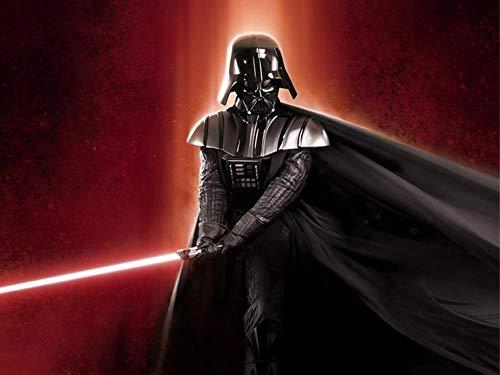 GUANGMANG Posters De Películas De Star Wars: Póster De Película Rompecabezas Tabletas Adultos Juego Juguete Pzas Puzzle Impossible Departamento Decoracion Niño 1000 Pieza