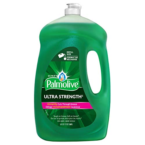 Palmolive Ultra Liquid Dish Soap, Original - 56 Fluid Ounce