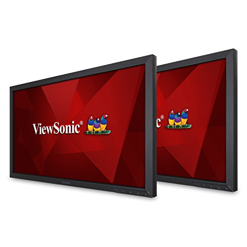 ViewSonic VA2452SM_H2 24 Inch Dual Pack Head-Only...