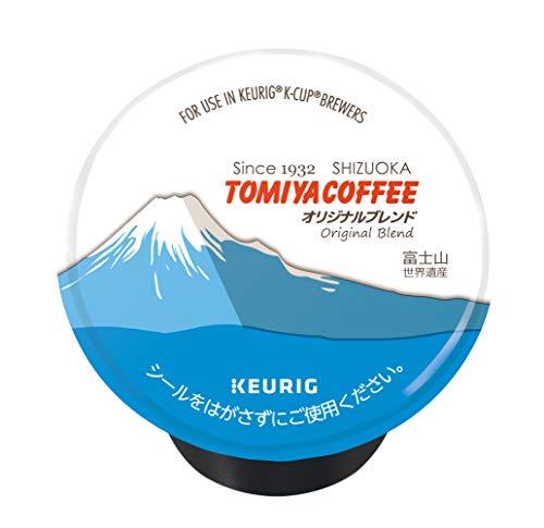 KEURIG K-Cup トミヤコーヒー オリジナルブレンド 9g×12P キューリグ 専用カプセル 2箱セット24杯分