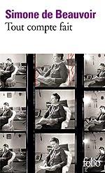 Tout compte fait de Simone de Beauvoir