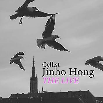 cellist Jinho Hong live recording 첼리스트 홍진호 독주회실황 녹음