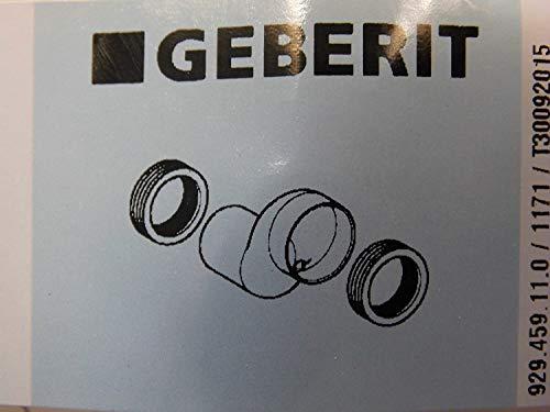 Geberit WC Set Download Geberit-Muffe für ausgesetzt 7cm: weiß alpin, exzentrisch (131.108.11.1)