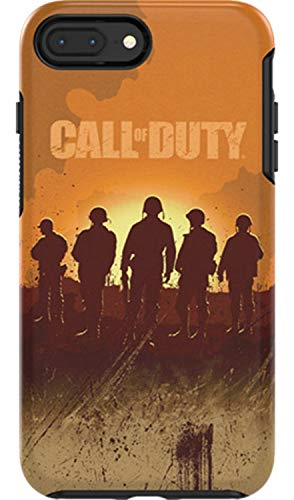 OtterBox Symmetry Series Case for iPhone 8 Plus & iPhone 7 Plus - Call of Duty - Bulk Packaging - Dusk Strong Hold