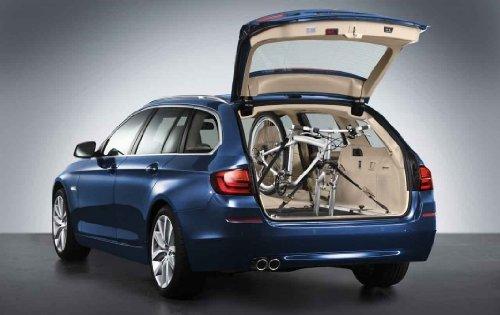 BMW Fahrradhalterung f. d. Innenraum. Passend für 5er F11