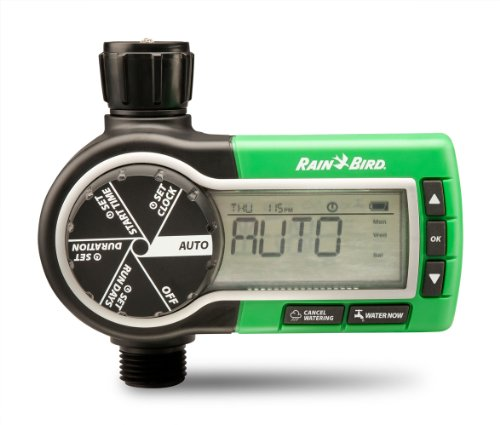 Rain Bird 1ZEHTMR Professional Grade Electronic Digital Hose End...