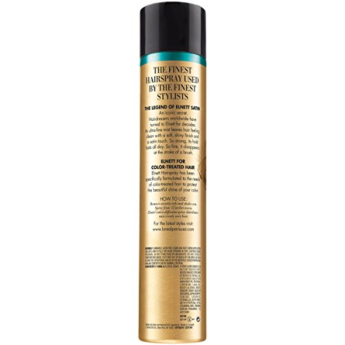 L'Oreal Paris Elnett Satin Hairspray Extra Strong Hold Unscented, 11.0 Ounce by L'Oreal Paris