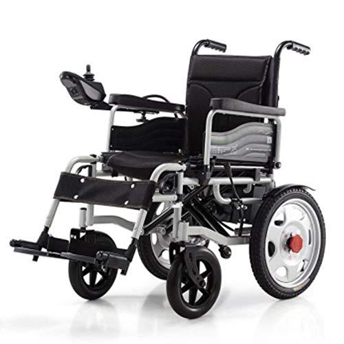 QWET opvouwbare, weerbestendige, exclusieve, draagbare elektrische rolstoel met beste beoordeling, licht, met elektrische dubbele motor