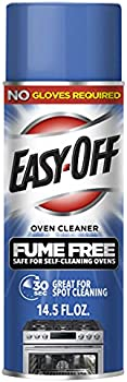 Easy Off Heavy Duty Oven and Grill Cleaner, 4.5 Oz