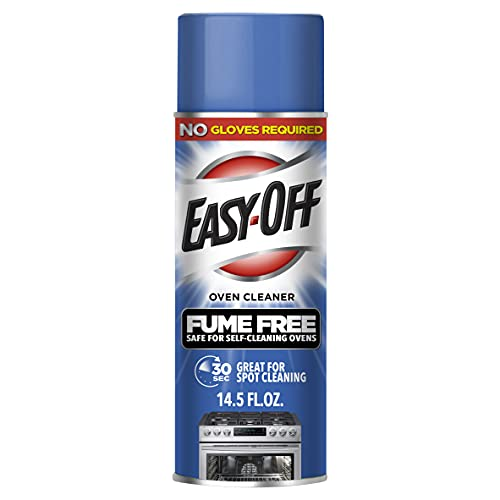 Easy Off Heavy Duty Oven and Grill Cleaner Multi, 14.5 Ounce Only $3.00