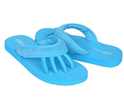 Pedi Couture Super Leicht Marke Pediküre Sandalen mit Zehensteg Funktion (mehrere Farben und Größe erhältlich)