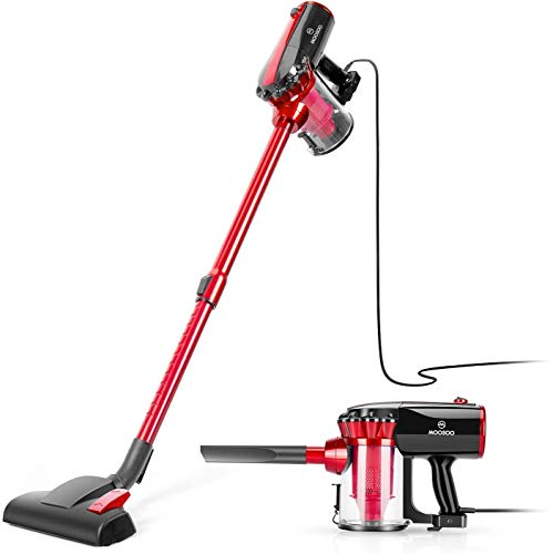 MooSoo Vacuum Cleaner, 17000Pa S...