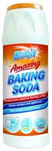 Duzzit – Amazing Bicarbonate de soude Nettoyant ménager multi-usages – 500 g – Lot de 6