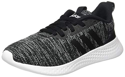 adidas Puremotion Men, Zapatillas Hombre, NEGBÁS/NEGBÁS/FTWBLA, 44 2/3 EU
