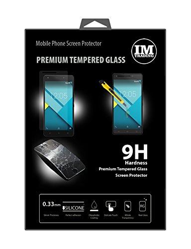 Premium Cristal Protector Templado Para BQ Aquaris m5.5/tanque/cristal Hartlas cristal protector extremadamente...