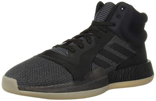 adidas Chaussures de basketball décontractées pour homme, gris (Gris noir vert kaki.), 40 EU