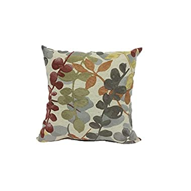 Brentwood Originals 5081 Woodlawn Throw Pillow, 18 , Harvest