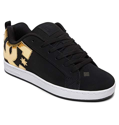 DC Shoes Court Graffik - EU 38 - Schwarz