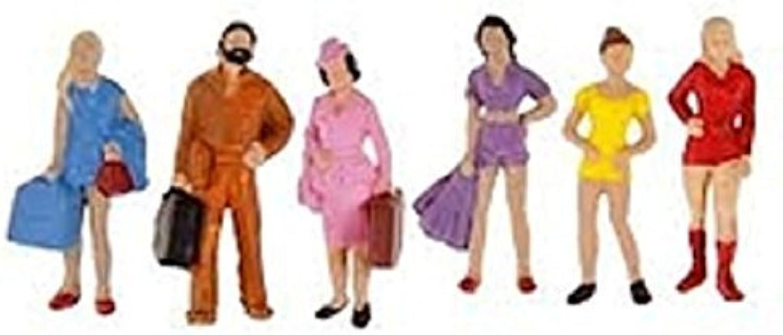 nuevo estilo Teenage Passengers (6) HO Scale Scale Scale Preiser Models by Preiser  Web oficial
