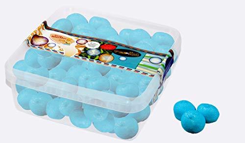 400g Mausespeck - Marshmallow - Blaue Speckbälle in unserer AromaBox - schön auch als Geschenk
