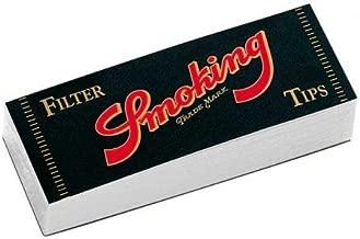 Smoking Filter Tips Filtros de papel a Bloc 10Librillos