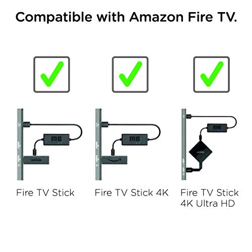 Made for Amazon USB Power Cable for Amazon Fire TV