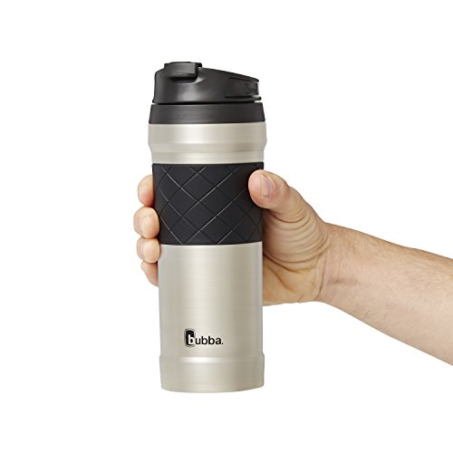 bubba Insulated Stainless Steel Tumbler with TasteGuard, 16 oz.,...
