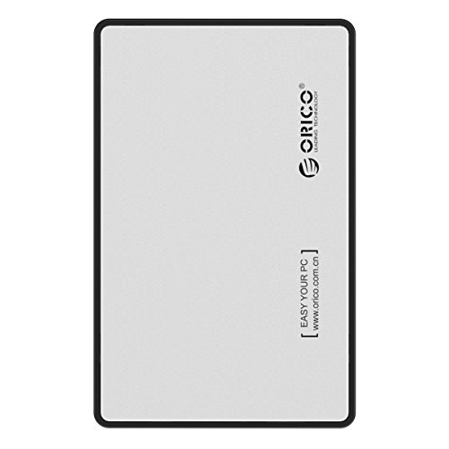 Kongqiabona Professional 2.5 Inch USB 3.0 HDD Carcasa Funda Disco Duro Disco SATA Externo USB3.0 Gabinete HDD