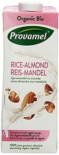 Provamel Reis-Mandeldrink, 4er Pack (4 x 1 l)