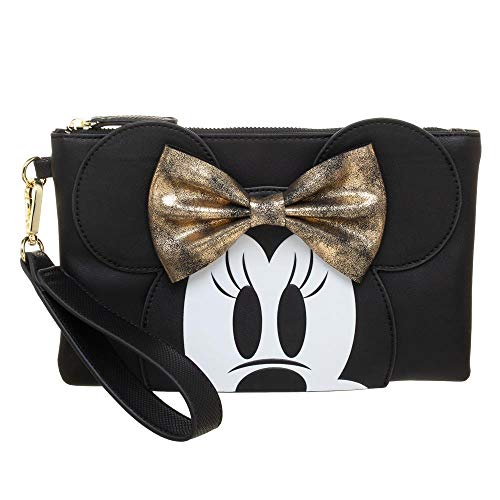 Disney Minnie Mouse Clutch Handbag Purse