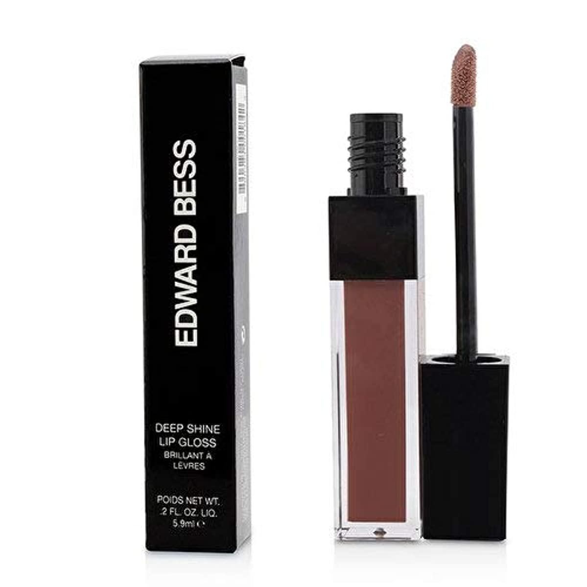 不実とげアルバムエドワードべス Deep Shine Lip Gloss - # 21 Nude Satin 5.9ml/0.2oz並行輸入品