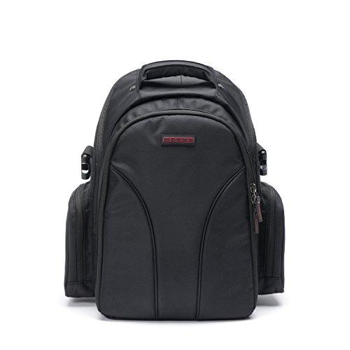 Magma Digi Backpack for DJ Equipment - Black/Red