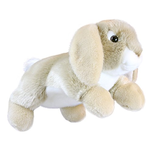 Full-Bodied Animal Puppets Lop Eared Rabbit