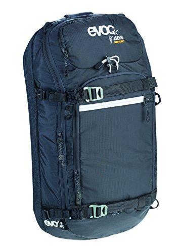 evoc Rucksack Aufsatz Zip-On Abs-Pro Team, Black, 56 x 27 x 12 cm, 20 Liter