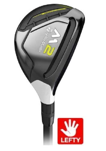 TAYLORMADE GOLF LEFT HAND 2017 M2 TOUR ISSUE HYBRID 3h 19°...