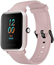 Amazfit Heren Bip S Smartwatch, Vierkant