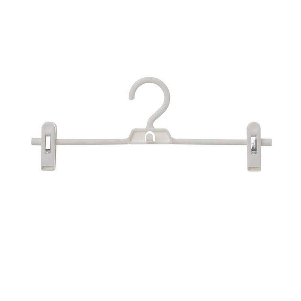 SINGLE CLIP Chrome Sciarpa Accessorio Gon na Display in Metallo Appendiabiti con gancio per appendere