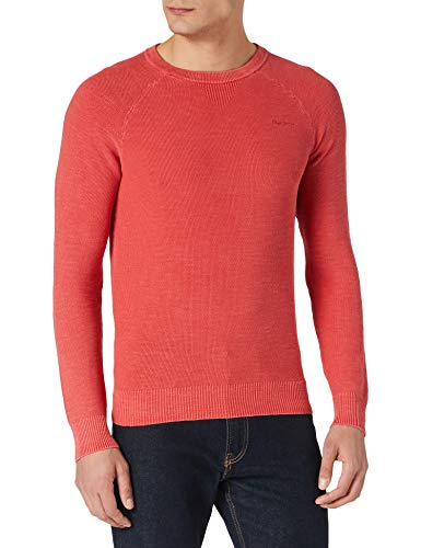 Pepe Jeans James suéter, 244marzo Red, L para Hombre