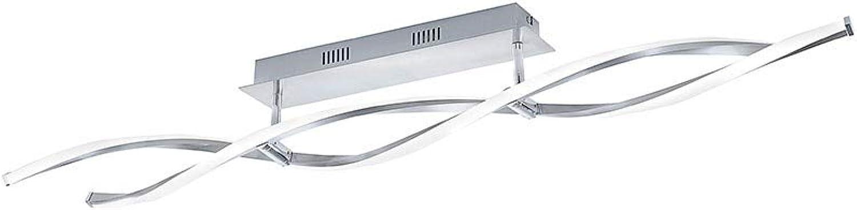LED Deckenleuchte Paul Neuhaus 9143-55 POLINA 2x 10 Watt