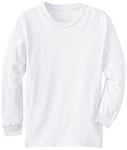 SOFFE MJ Big Boys Youth Pro Weight Long-Sleeve T-Shirt,
