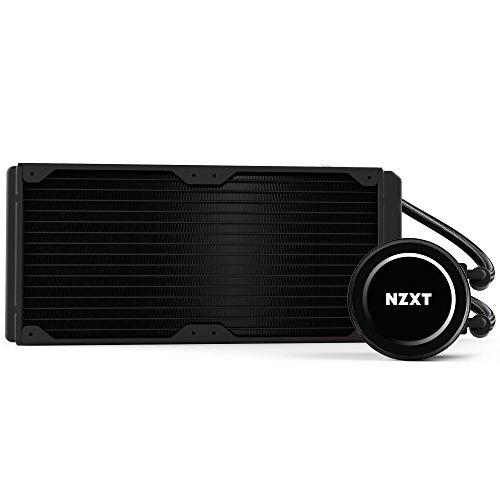 NZXT RL-KRX62-02Kraken X62 - PC Ventola Di Raffreddamento, Nero, 280 mm