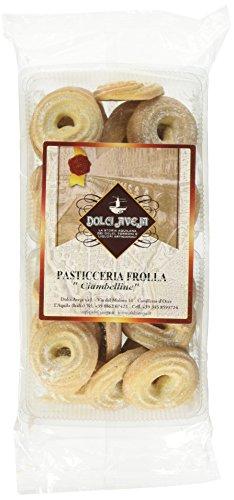Dolci Aveja Ciambelline Biscotti da Tè - Pacco da 2 x 350 g