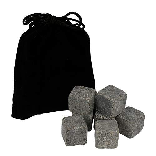 Lantelme 9 stuks verzwaringsstenen voedselveilige set graniet fermenteren inmaken inmaken inwekken zure kruid komkommer 6899
