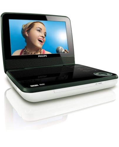 Best Prices! Philips PET741/37 Portable DVD Player with 7-Inch LCD, White