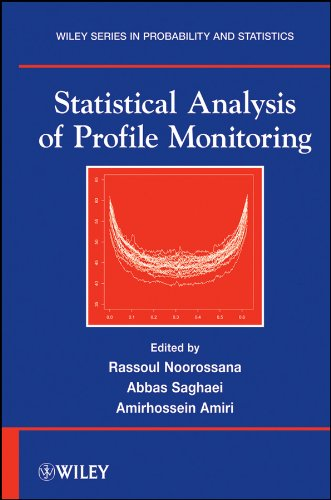 Statistical Analysis of Profile Monitoring (Wiley Series in Probability and Statistics, Band 865)
