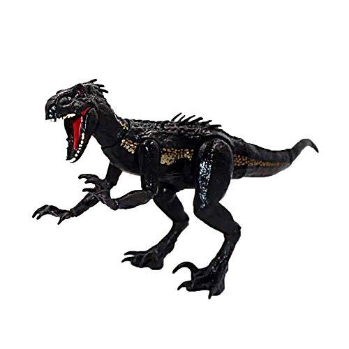 Ysimee Indoraptor Dino Figur 15 cm Gelenk Bewegliche, Super Realistische Simulation Tyrannische Raptor Dinosaurier Modell Wohnkultur Kinder Geschenk